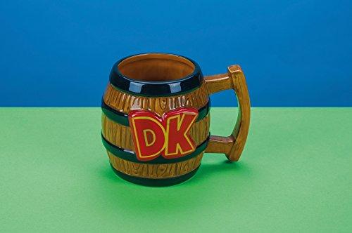 4124hZX5ytL - Donkey Kong Mug
