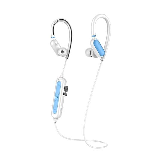 Yaobuyao Auriculares Bluetooth, Auriculares con Tarjeta De ...