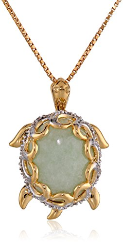 18k-yellow-gold-over-sterling-silver-green-jade-and-diamond-turtle-pendant-necklace-1-10cttw-i-j-col