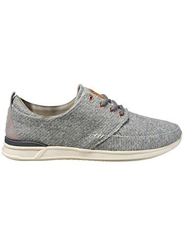 Rif Dames Rover Laag Tx Grijs Heather Sneaker 11 B (m)