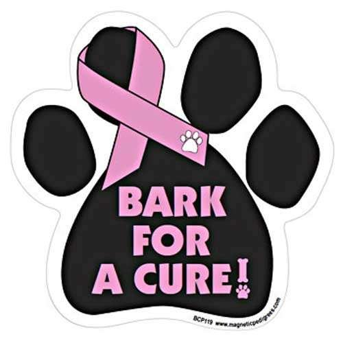 Pet Gifts USA Bark For A Cure