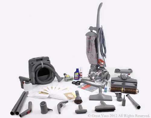 Reconditioned Kirby Sentria G10 Vacuum LOADED with tools, shampooer, hardwood and pet tool