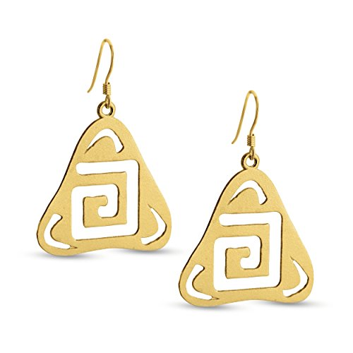 azaggi-gold-plated-sterling-silver-handcrafted-g-shaped-labyrith-triangle-shaped-hook-earrings