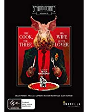 The Cook, The Thief, His Wife And Her Lover (blu-ray)(beyond Genres)