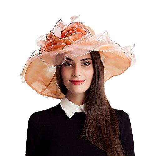 6fce4964d5098 Women s Kentucky Derby Dress Hats