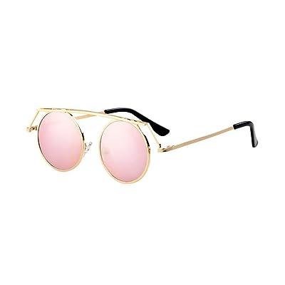 86811f7154bcf9   Lunettes de protection Mode lunettes de soleil Lady Harajuku lunettes de  soleil coréen rétro-verres