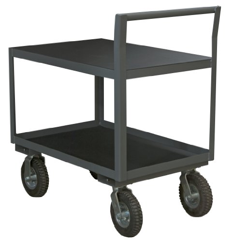 durham-welded-14-gauge-steel-low-profile-instrument-service-cart-lic-2448-2-95-2-shelves-1200-lbs-ca