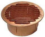 Round Copper Vent - 5'' (100mm) Diameter