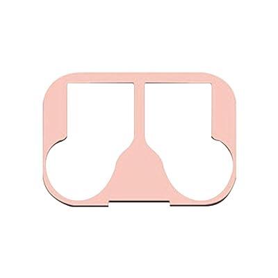 Autocollant Antipoussière Métallique Interne pour Xiaomi Air Bluetooth Écouteur Protecteur Métallique Intérieur Empêcher Le Film Antipoussière De Fer High-tech