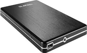 """Tacens Vectrix - Caja Externa Hd Sata 2.5"""" Usb 3.0  Aluminio Negro"""