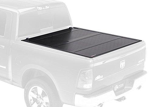 Bakflip Tonneau Cover (BAK Industries BAKFlip MX4  Hard Folding Truck Bed Cover 448207 2009-18 DODGE Ram W/O Ram Box 5' 7