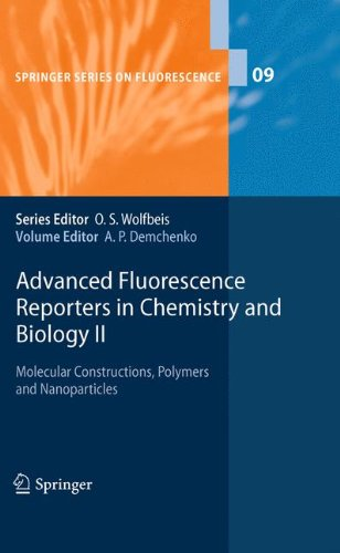 Download Advanced Fluorescence Reporters in Chemistry and Biology II: Molecular Constructions, Polymers and Nanoparticles (Springer Series on Fluorescence) ebook