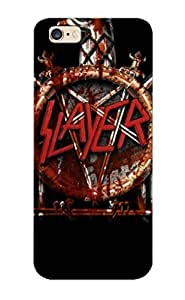 Yellowleaf Iphone 6 Plus Hybrid Tpu Case Cover Silicon Bumper Slayer Groups Bands Music Heavy Metal Death Hard Rock Album Covers
