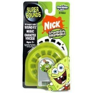 Super Sounds Sponge Bob Reels by Fisher-Price