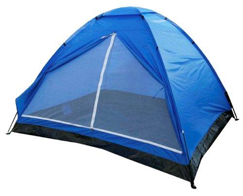 Yellowstone Tente 2 places Bleu 200 x 120 x 100 cm   B004NROV6K
