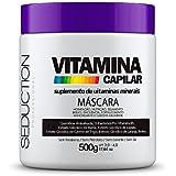 Máscara New Vitamina Capilar 500g, Seduction