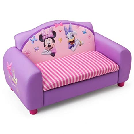 Delta Children\'s Products Disney Minnie Mouse 2er Sofa ...