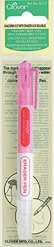 Clover Chacopen Air Erasable Pink with Eraser