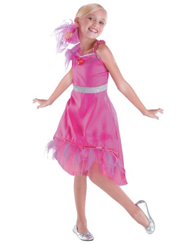 High School Musical Sharpay Prom Halloween Costume S Girls Small (Fits ()