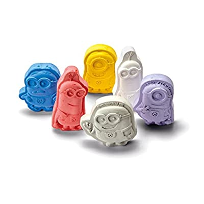 Crayola Despicable Me Washable Chalk Shapes: Toys & Games
