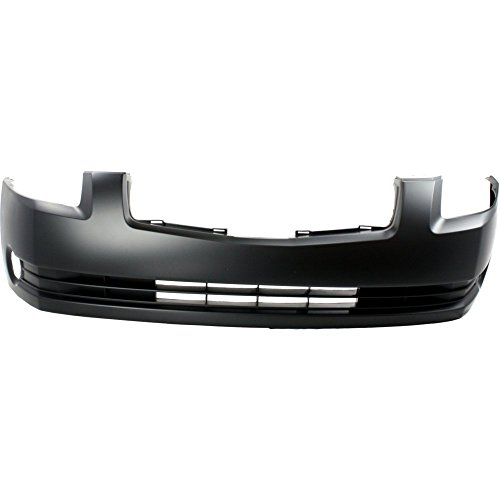 (New Evan-Fischer EVA17872030086 Front BUMPER COVER Primed for 2004-2006 Nissan Maxima)