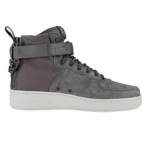 Shoe summit Mid Multicolore Uomo Force 001 Nike Da Ginnastica 1 Basse Men's wolf Sf gunsmoke Scarpe Air Grey gunsmoke White pCwnqfYT