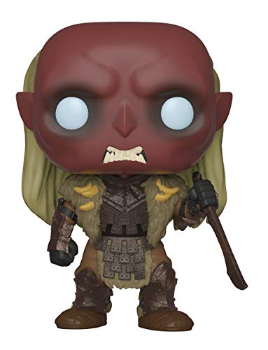 Lord of the Rings Funko Pop! Muelle Convencion 2019 Exclusivo Grishnakh