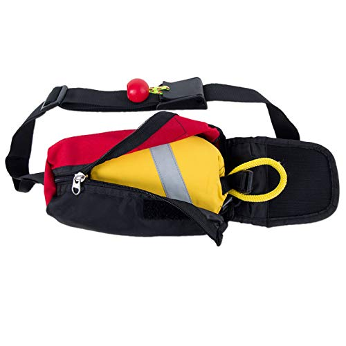 Nrs Compact - NRS Guardian Wedge Waist Throw Bag-Red/Black
