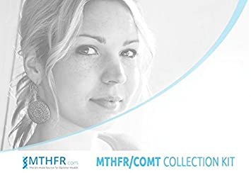 MTHFR + COMT Home Testing Kit - 2 Genes for only $20 More