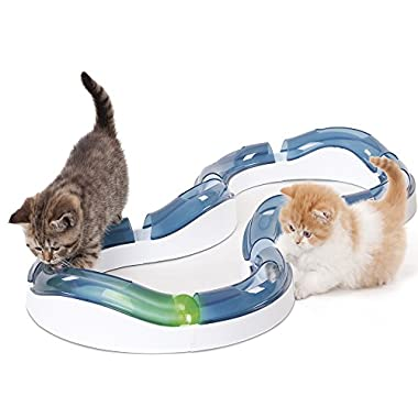 Catit Design Senses Super Roller Circuit Toy for Cats