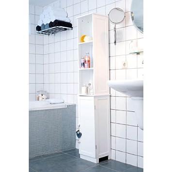 Deuba Badezimmer Hochschrank: Amazon.de: Küche & Haushalt