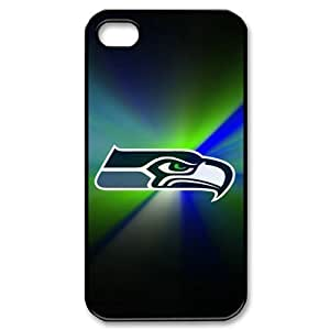 Seattle Seahawks Team Case Cover for Apple iPhone 6 (4.7 inch) Case 149087 by mcsharks