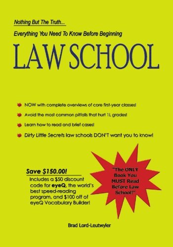 Everything You Need to Know Before Beginning Law