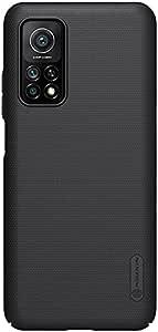 شاومى مى 10 تى / مى 10 تى برو (Xiaomi Mi10T / Mi 10T Pro 5G) نيلكن سوبر فروستد شيلد غطاء حماية - أسود