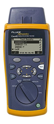 Price comparison product image Fluke Networks CIQ-100 Cable Tester