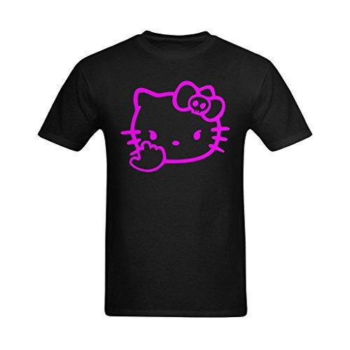 Flesiciate Men FUNNY HELLO KITTY Design Size XL (Hello Kitty Frog)
