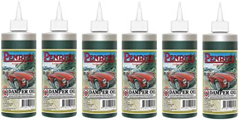 Penrite SU & Stromberg - Aceite Amortiguador de carburador (900 ml ...