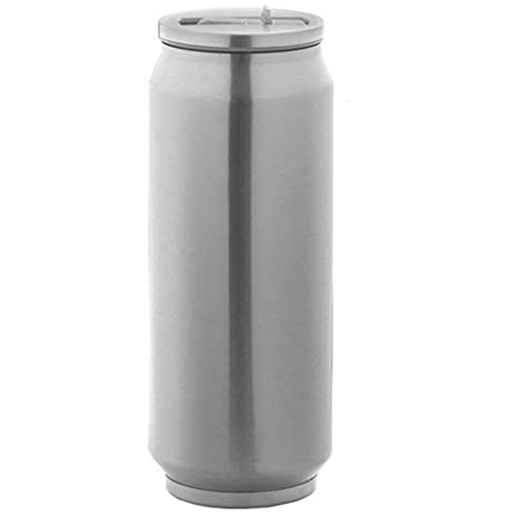 Amazon.com: Thermos Termos de acero inoxidable tazas de café ...