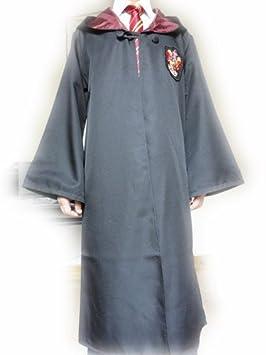 Vestido de los trajes de la Juventud Harry Potter Robe Costume ...