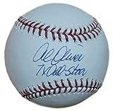 "Al Oliver Autographed Pittsburgh Pirates 12643 Oml Baseball ""7x All Star - Autographed Baseballs"