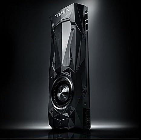 Nvidia 900-1G611-2530-000 - Tarjeta gráfica (GeForce GTX Titan XP, 12 GB, GDDR5X, 384 bit, 7680 x 4320 Pixeles, PCI Express x16 3.0)