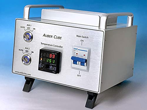 Deluxe 240V BIAB Controller with 2 x 120V Pump Control (CUBE 2S) by Auber Instruments (Image #5)