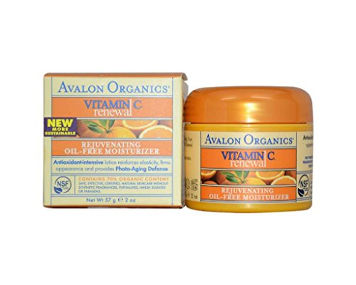 AVALON ACTIVE ORGANICS VIT C MSTRZR,REJUV,OIL FR, 2 FZ Rejuv Oil