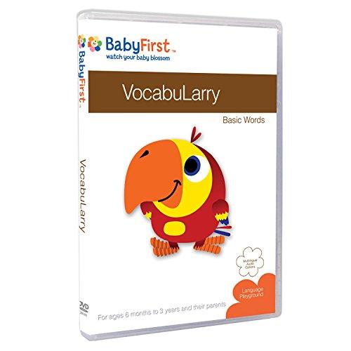 Streaming Movie: BabyFirstTV VocabuLarry