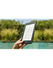 Kindle Paperwhite – Now Waterproof with twice the Storage (8GB)