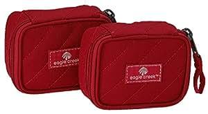 Eagle Creek Shoe Bag, Red Fire, 7.5 Centimeters 104EC0A37G31381004