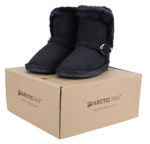 Pictures of Arctic Paw Boys Girls Boots Winter Warm 2