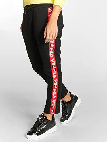 Line Urban Ginnico Fila Pantaloni pantalone Camille Black Donna XqxXAwP