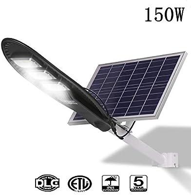 Patio, Lawn & Garden Outdoor Dcor Human Body Induction 150W Solar ...