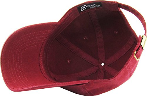 Classic Polo Style Baseball Cap All Cotton Made Adjustable Fits Men Women Low Profile Black Hat Unconstructed Dad